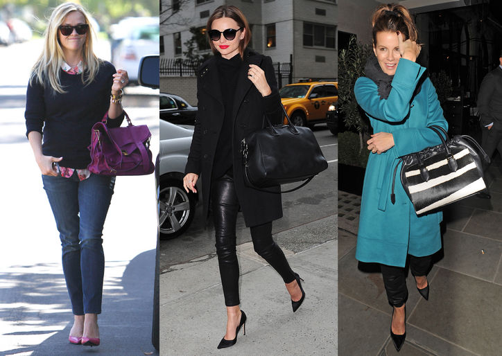 Celebrity Handbags Most Wanted Bags